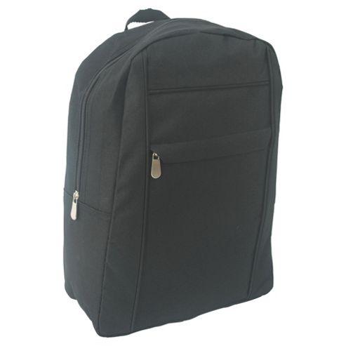 Tesco Classic Backpack, Black