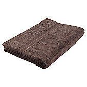 Tesco Hand Towel Dark Natural