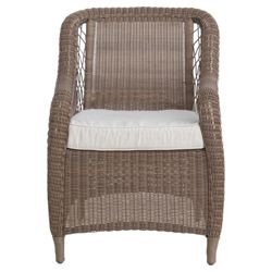 Malabar Armchair & Cushion