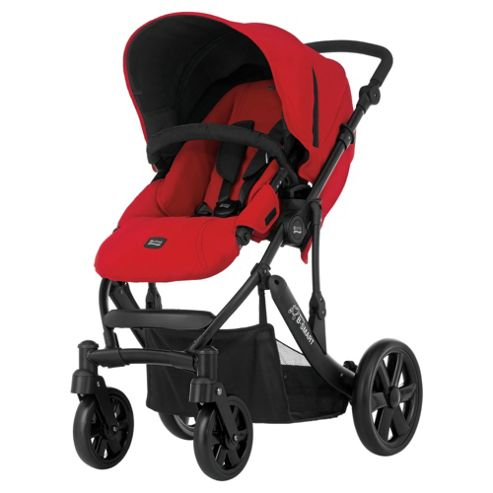 Britax B-Smart 4 Pushchair Chilli Pepper