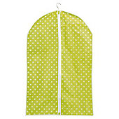 Pois Closed Suit/Dress Cover 135cm 4 Pk Green