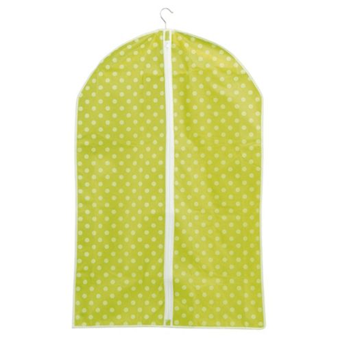 Pois Closed Suit/Dress Cover 135Cm 4 Pack Green