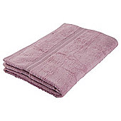 Tesco Towel - Pink