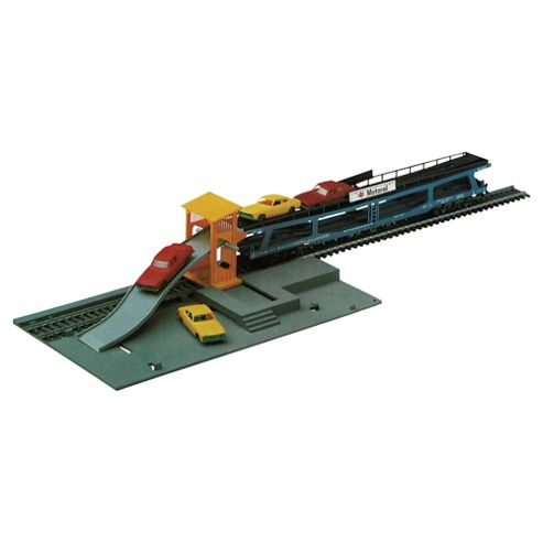 Hornby R8263 Railroad Car Unloading Terminal 00 Gauge Accessory