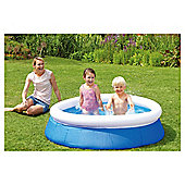 Tesco 5ft Quick-Up Paddling Pool