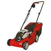 Red 1600W Lawnmower