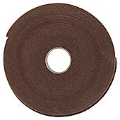 Ultraseal Foam Self Adhesive Draught Excluder Brown