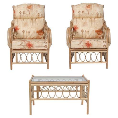 Desser Morley 3-piece Conservatory Furniture Set