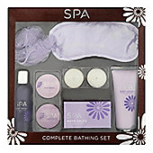 Tesco Spa Complete Bathing Set