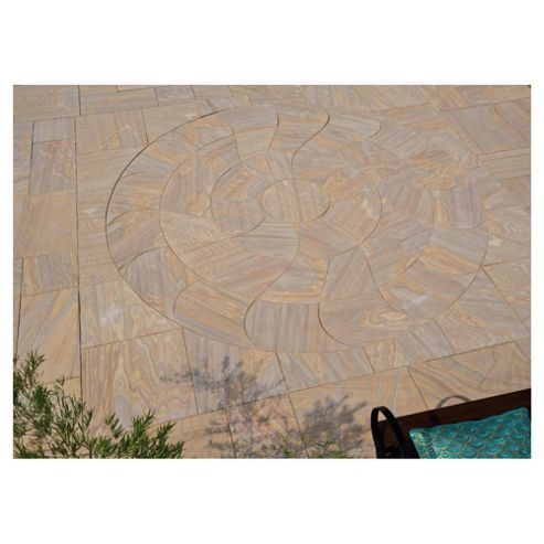 Elegance Mirage Rufina Circle Patio Kit