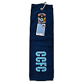 Coventry City Golf Towel (Tri-Fold)