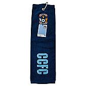 Coventry City Golf Towel (Tri-Fold)