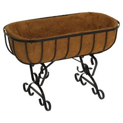 Cradle Planter with Liner