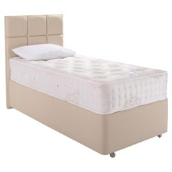 Relyon Luxury 1500 Non Storage Divan Bed Single