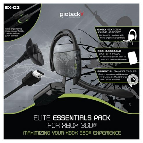 Elite Essentials Pack (Xbox 360)