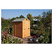 Rowlinson Security Shed 6x4