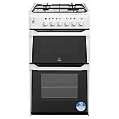 Indesit IT50GA gas twin cooker