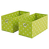 Pois Set 2 Dividers Green