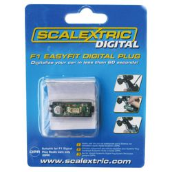 Scalextric C8516 Digital Plug For Single Seat Cars 1:32 Scale Accessory