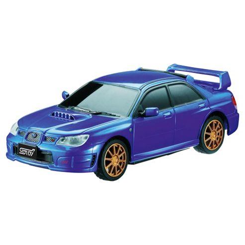 Auldey Subaru 1:40 Blue RC Toy Car