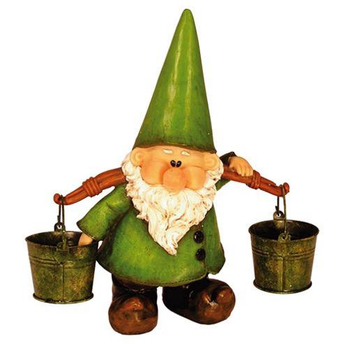 Woodland Wilf Looks Pail Gnome