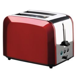 Tricity T2TSS11R 2 Slice Toaster - Red
