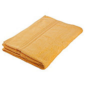 Tesco Hand Towel Amber