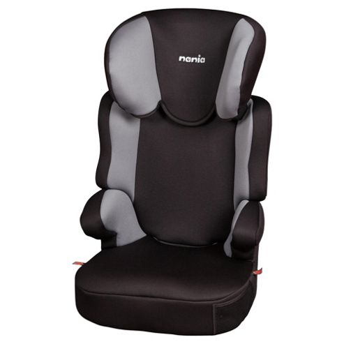 Nania Befix Sp Car Seat, Group 2-3, Noir Gris