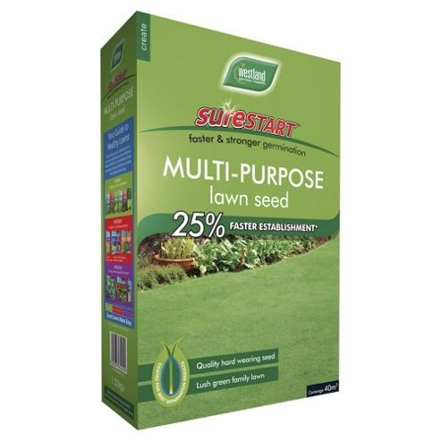 Westland Sure Start Multi Purpose Lawn Seed 40m2