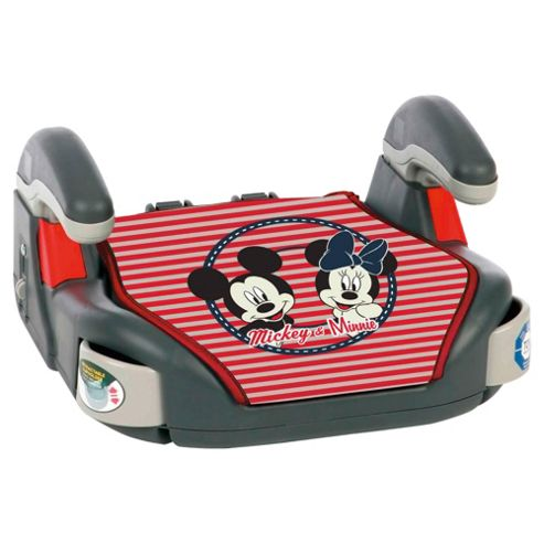 Graco Car Booster Seat, Micky & Minnie