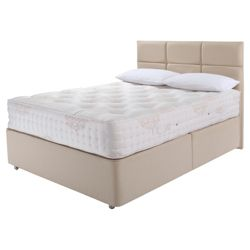 Relyon Luxury 1500 Non Storage Divan Bed Double