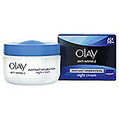 Olay Anti-Wrinkle Aqua Physics Night Cream 50ml