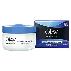 Olay Anti-Wrinkle Aqua Physics Night Cream 50ml