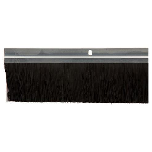 Premium Garage Door Brush Seal Alum