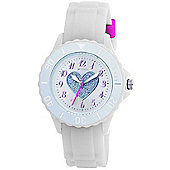 Tikkers Childrens Rubber Strap Watch TK0034