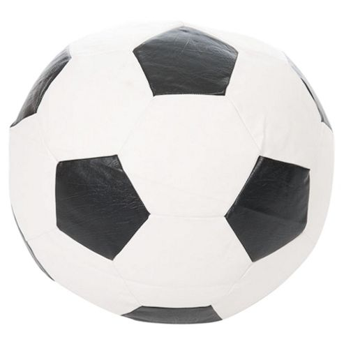 Kaikoo Kids Faux Leather Football Bean Bag