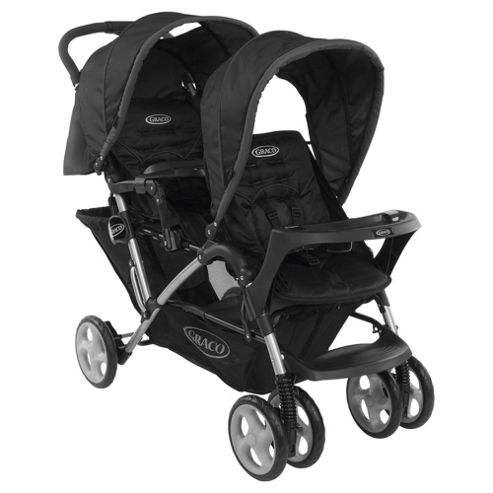 Graco Stadium Duo Tandem Travel System, Oxford