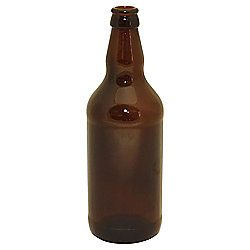 Young's Beer Bottles, Brown 6 Pack