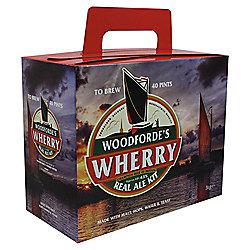 Woodfordes Wherry (ABV 4.5%) 40 pint Real Ale Kit
