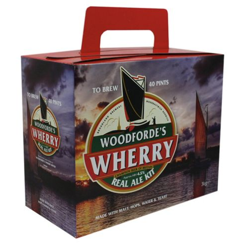 Woodfordes Wherry Bitter Kit, 3kg/40 pints