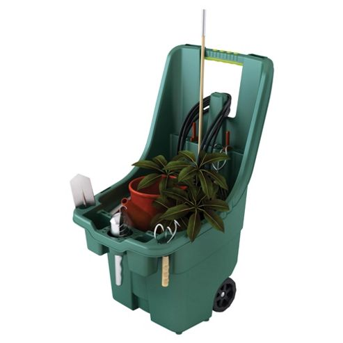 Keter Tool & Go Multi-purpose Mobile Cart, Green