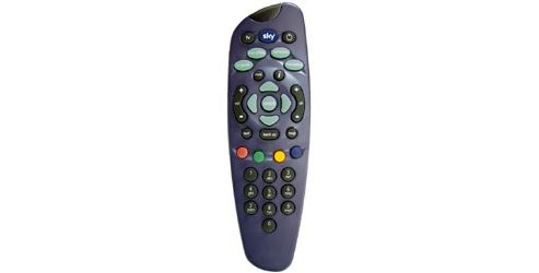 One for All SKY100 Sky Remote Control Revision 9