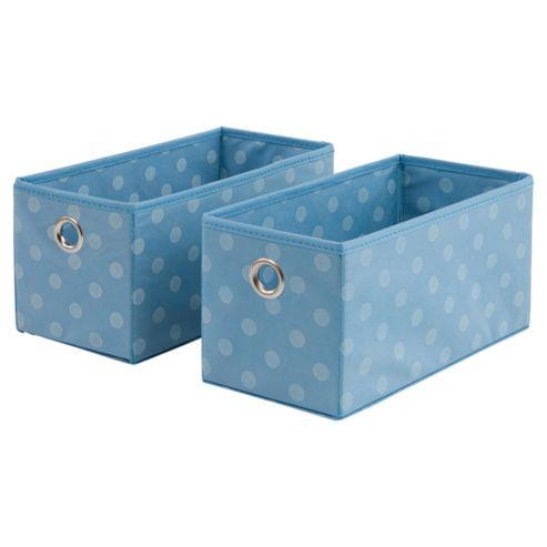 Pois Dividers Set, 2 Piece Blue