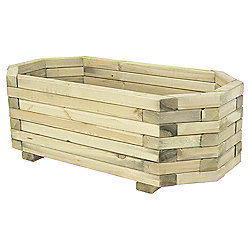 Richmond Wooden Planter
