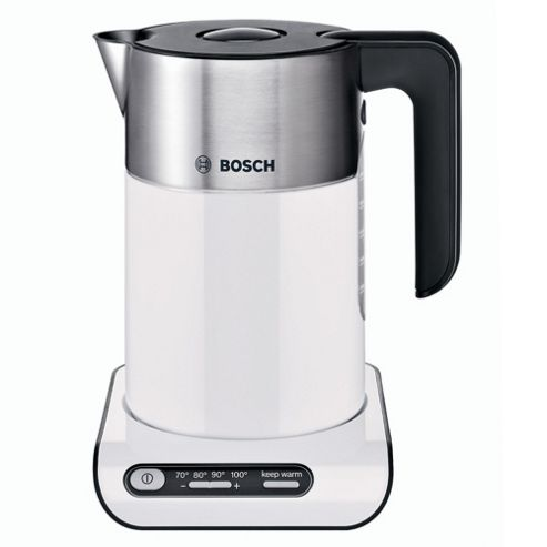 Bosch Styline 1.5L Cordless Jug Kettle - White