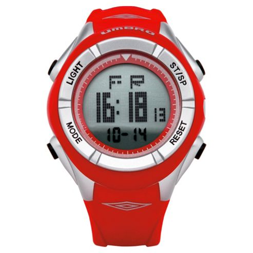 Umbro Red Digital Watch