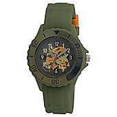 Tikkers Childrens Rubber Strap Watch TK0030