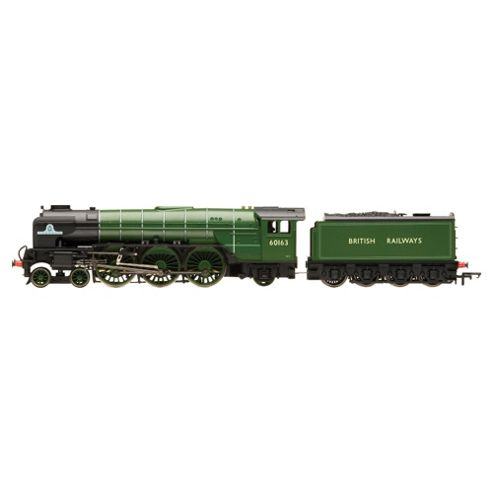 Hornby R3060 RailRoad BR Class A1 'Tornado' 00 Gauge Steam Locomotive