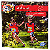 Tesco Dodgeball