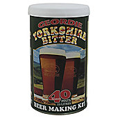 Geordie Yorkshire Bitter Kit, 40 Pints